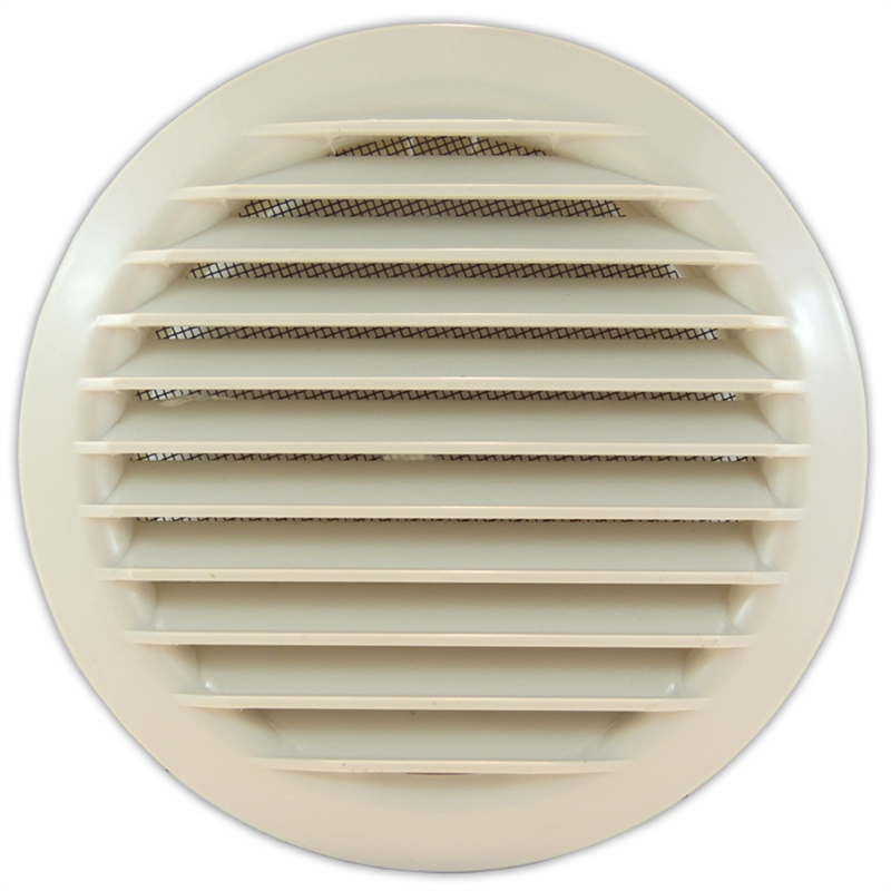 Haron 130mm Round Snap In Ceiling Vent Bunnings Warehouse