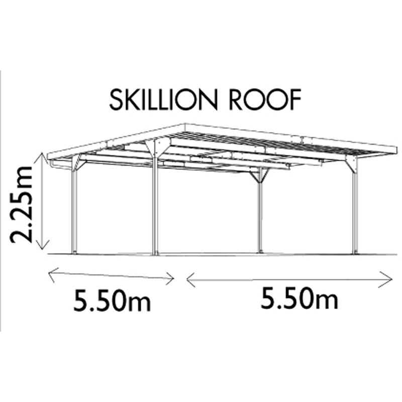 Pdf plans carport plans diy download built ins design for Carport detail