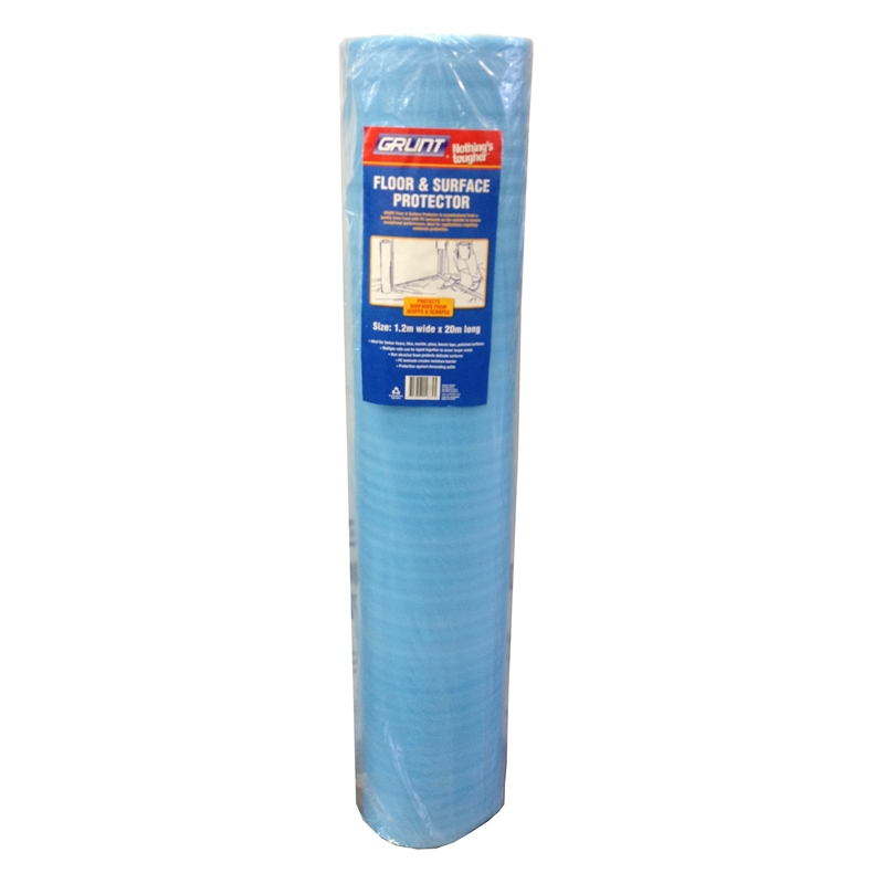 Grunt 1 2 X 20m Floor And Surface Protector Bunnings