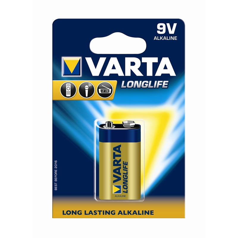 varta 9v alkaline battery bunnings warehouse. Black Bedroom Furniture Sets. Home Design Ideas