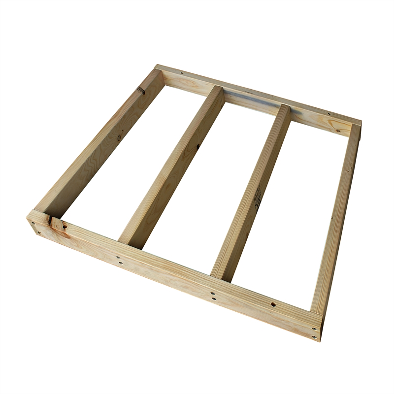 Good Times 70 x 45mm Modular Decking Base Frame Kit | Bunnings Warehouse