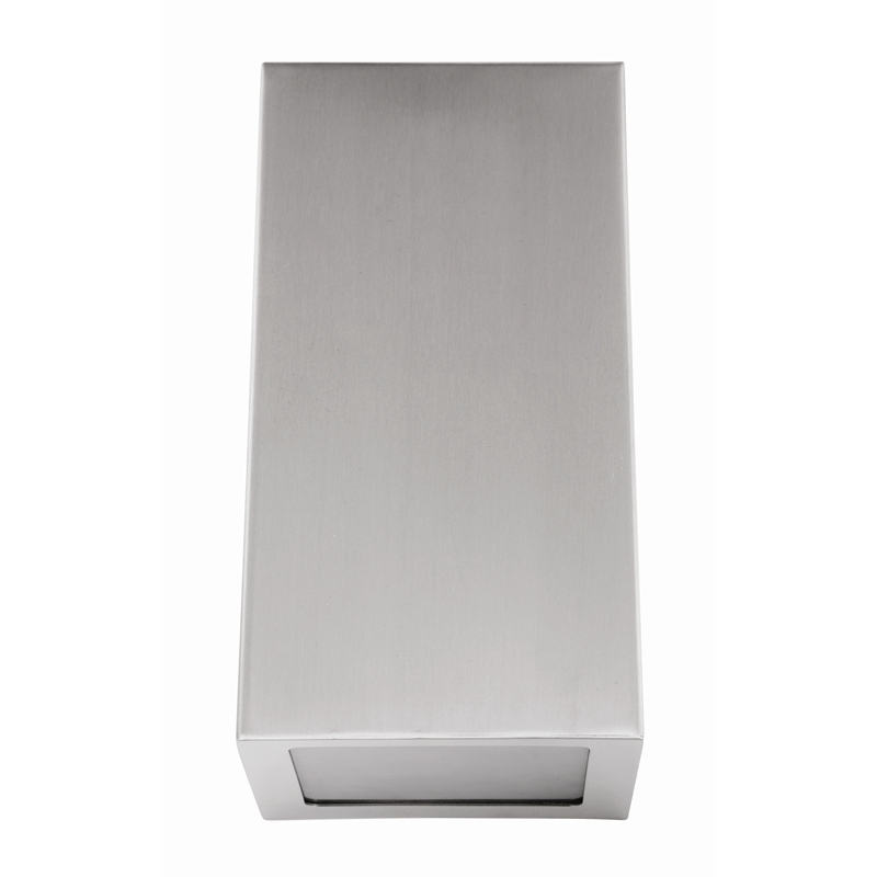 Wedge Exterior Wall Lights : Brilliant Barwon Wedge Exterior Wall Light Bunnings Warehouse