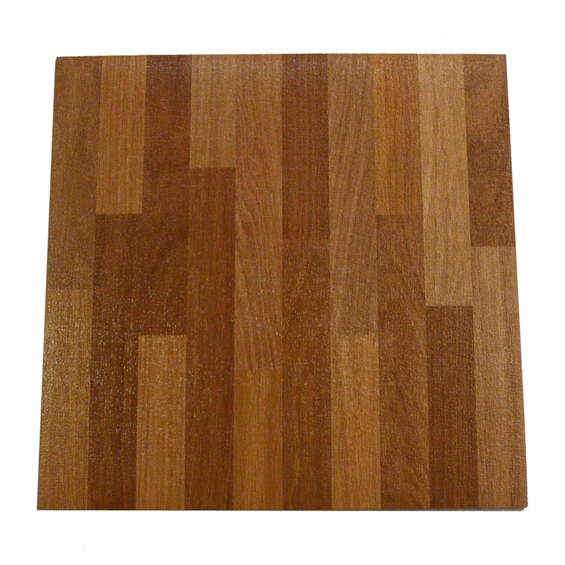 Winton 305 X 305mm Finger Wood Self Stick Vinyl Tile Bunnings