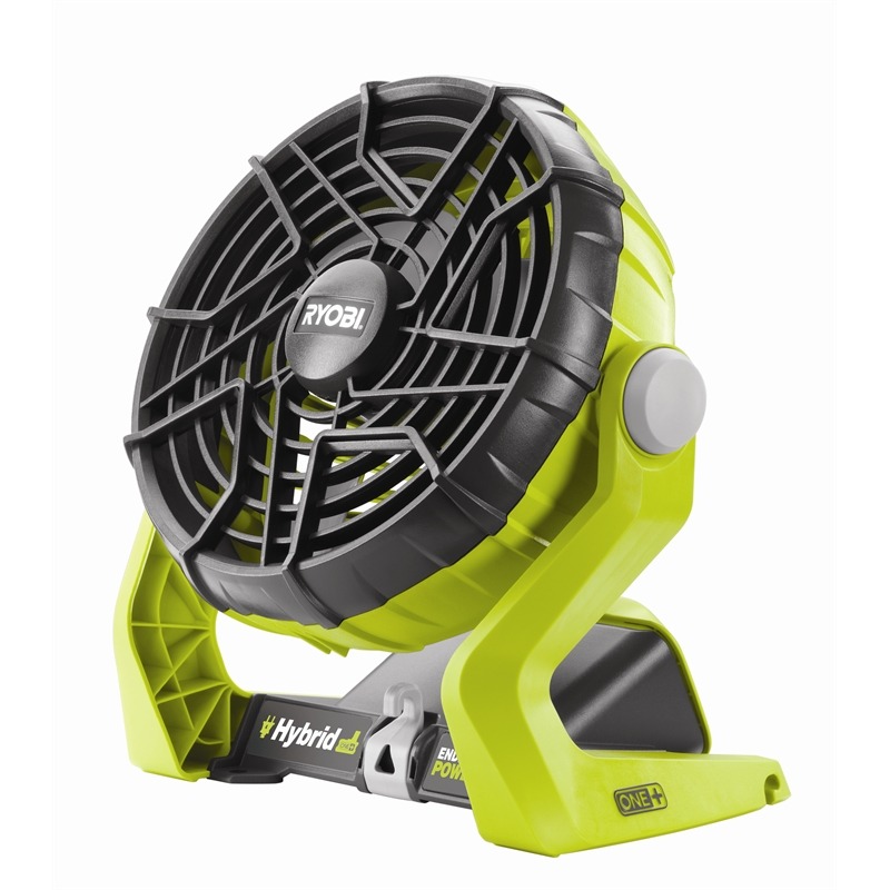 Ryobi One 18v Hybrid Portable Fan Skin Only Bunnings