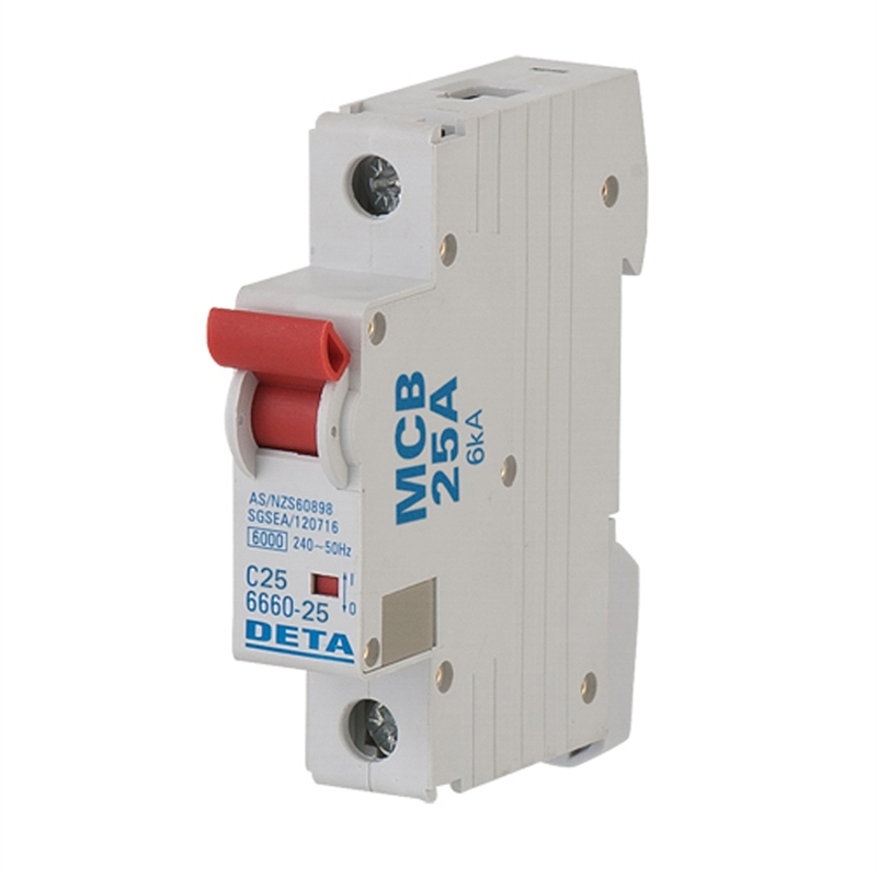 DETA 25Amp Miniature Circuit Breaker | Bunnings Warehouse