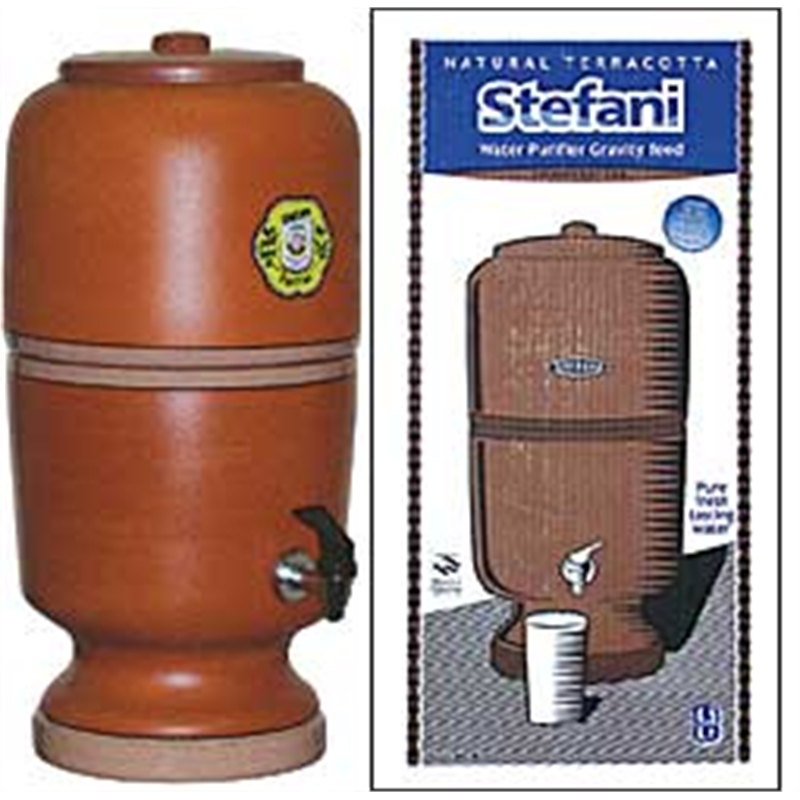 Terracotta water purifier