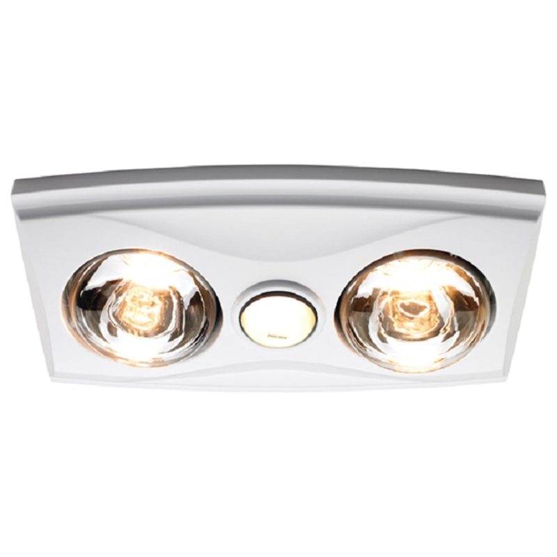 heller white led 3 in 1 bathroom heater bunnings warehouse rh bunnings com au Bathroom Ceiling Heater with Light Bathroom Ceiling Heater with Light