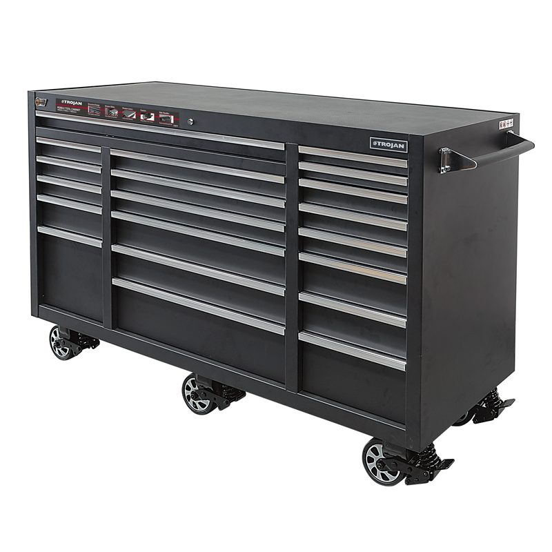 Trojan 1850 X 610 X 1120mm Tool Trolley Bunnings Warehouse