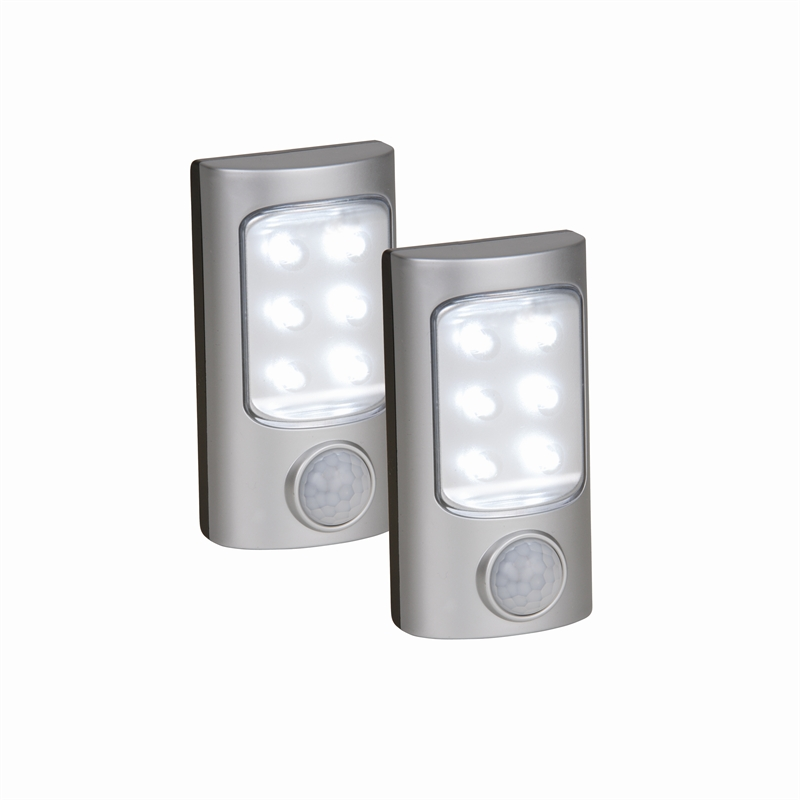 Magic living 6 led sensor nightlight 2 pack