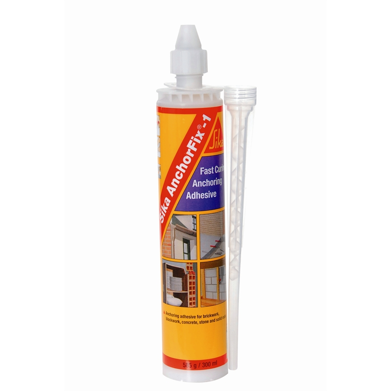sikaflex 300ml anchorfix 1 adhesive bunnings warehouse. Black Bedroom Furniture Sets. Home Design Ideas