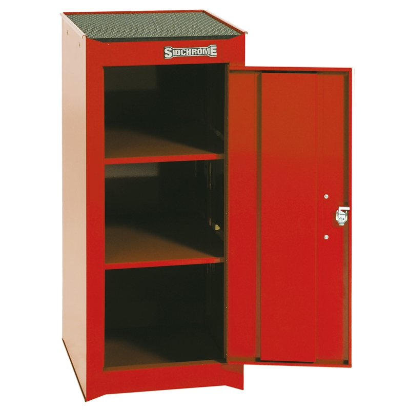 Sidchrome Tool Trolley Side Cabinet | Bunnings Warehouse