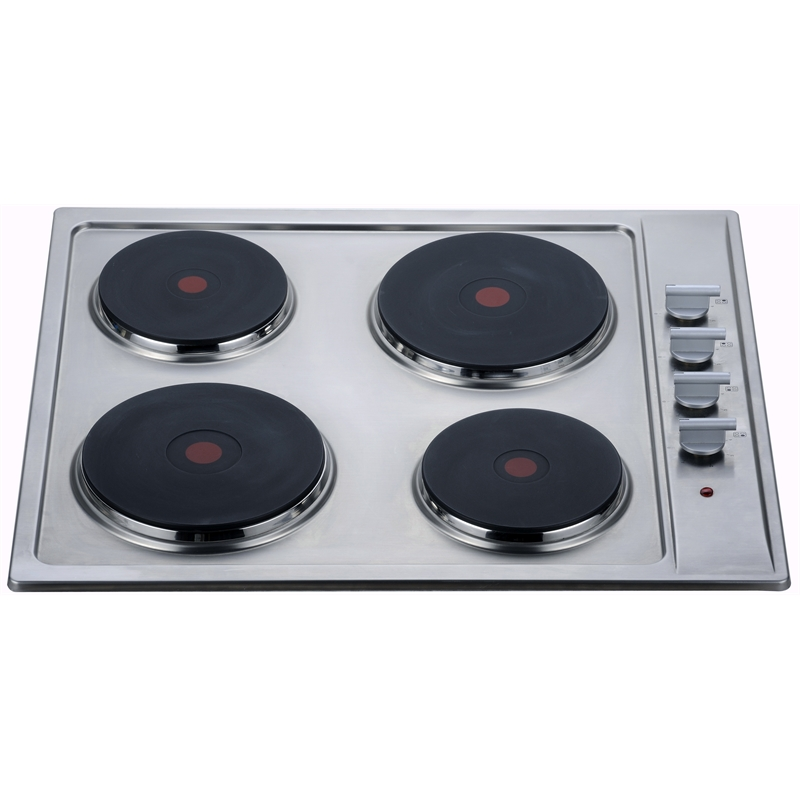 Bellini 60cm 4 Burner Electric Cooktop