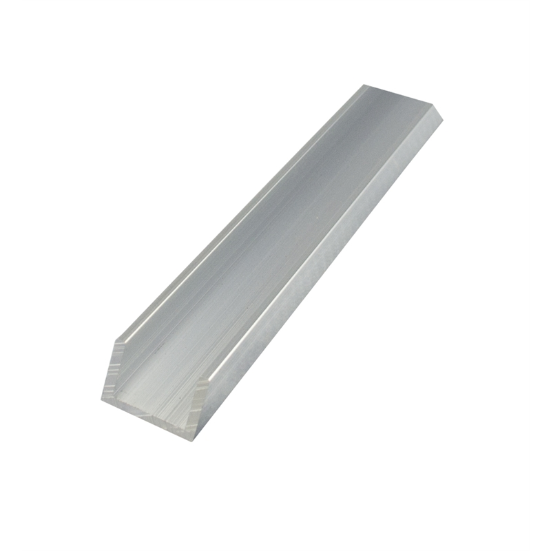 Metal Mate 16 X 12 X 1 6mm 1m Aluminium Section Channel