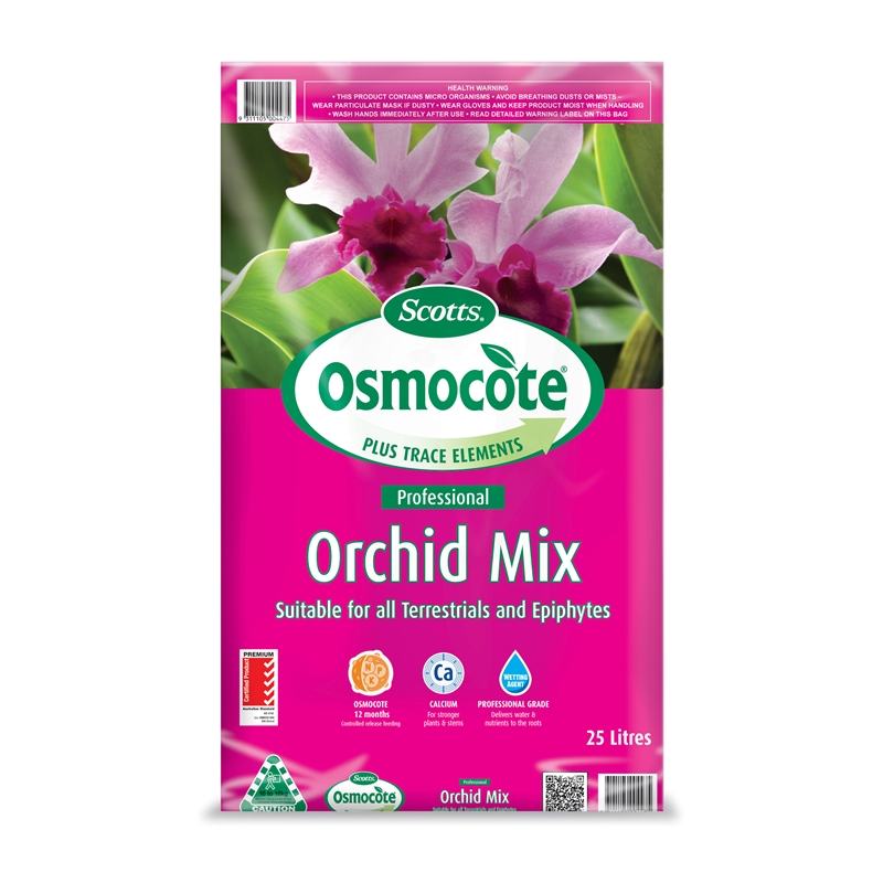 Osmocote 25l Professional Orchid Potting Mix