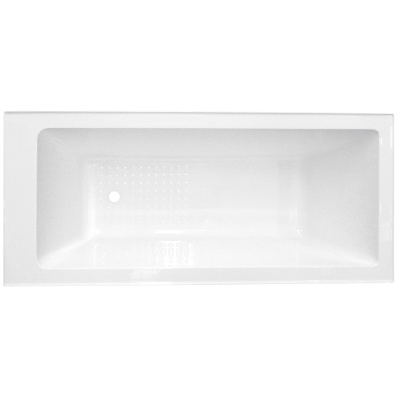 Resonance 1800 x 800mm Bath Inset
