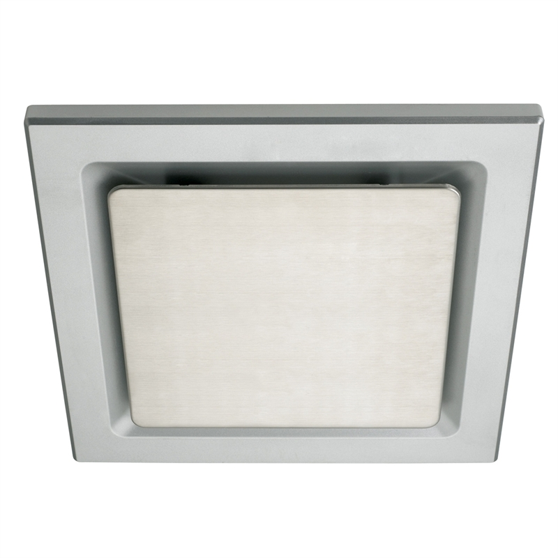 Heller 250mm Square Stainless Steel Exhaust Fan Ebay