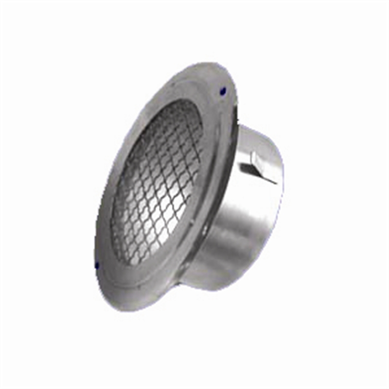 Deflecto 125mm Stainless Steel Round Eave Vent Bunnings
