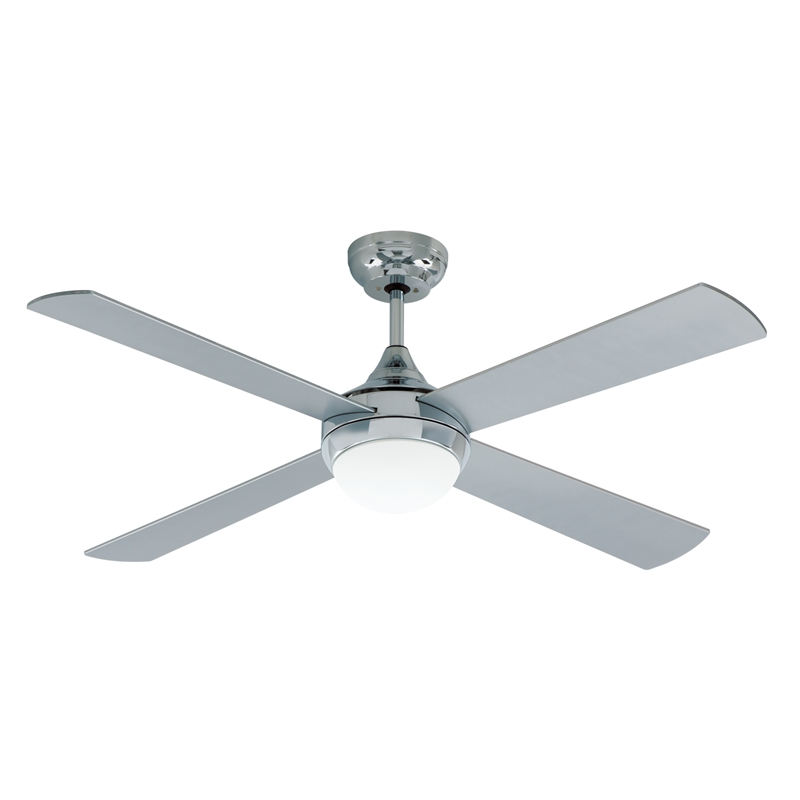 Arlec 130cm Silver Led Ceiling Fan