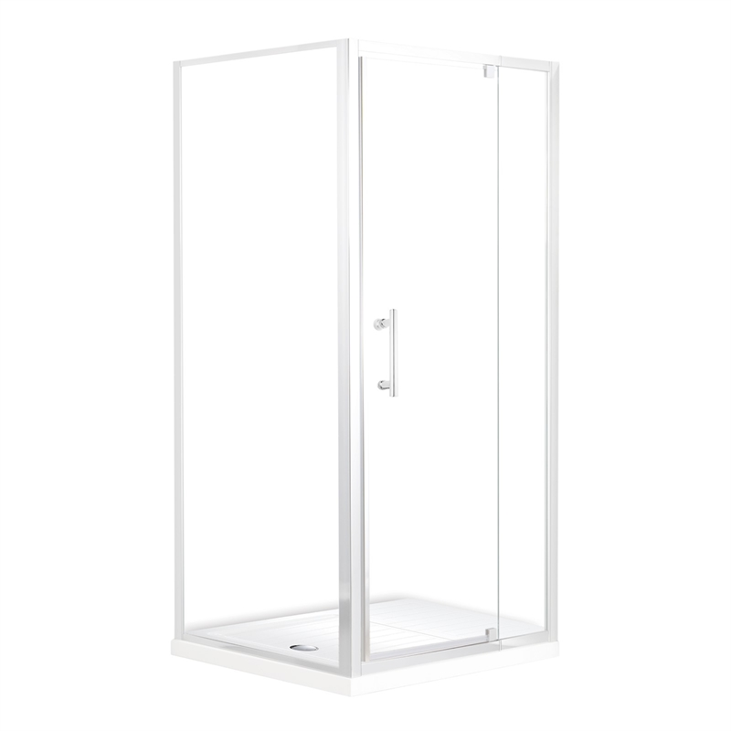 1830 x 920 x 880mm Cadenza Shower Screen