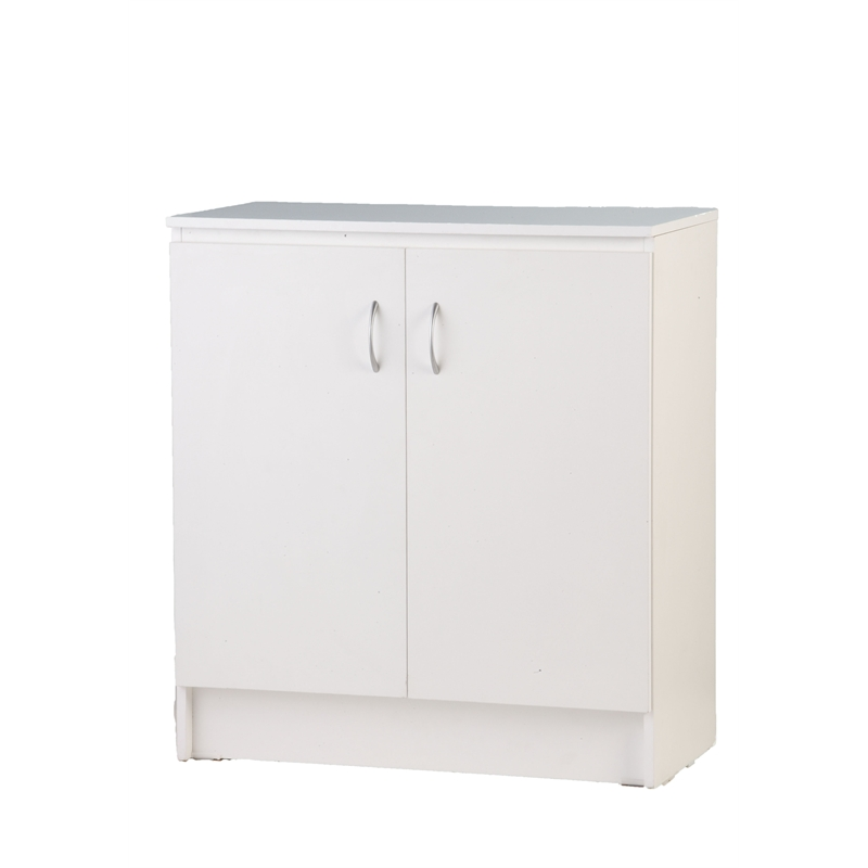Bedford 900mm white 2 door base cabinet bunnings warehouse for Kitchen cabinets bunnings