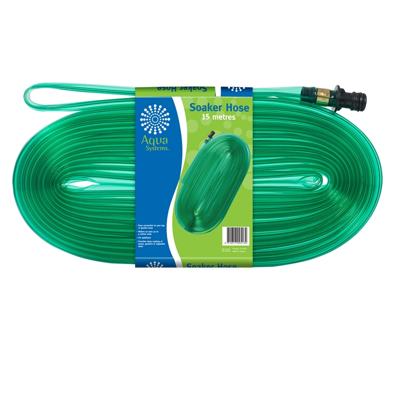 Soaker Hoses available from Bunnings Warehouse