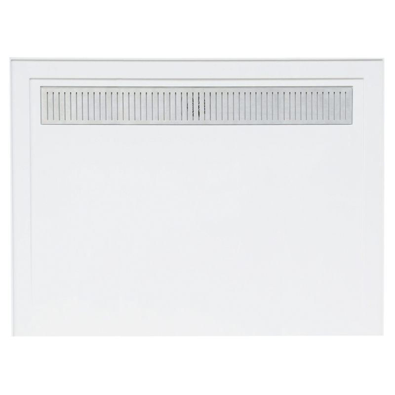 Concerto Rectangular SMC Shower Base