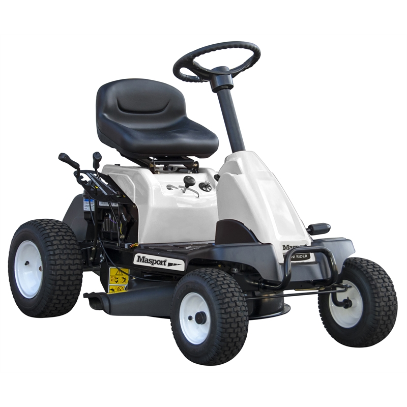 Masport 190cc Mini Rider Ride On Mower Bunnings Warehouse