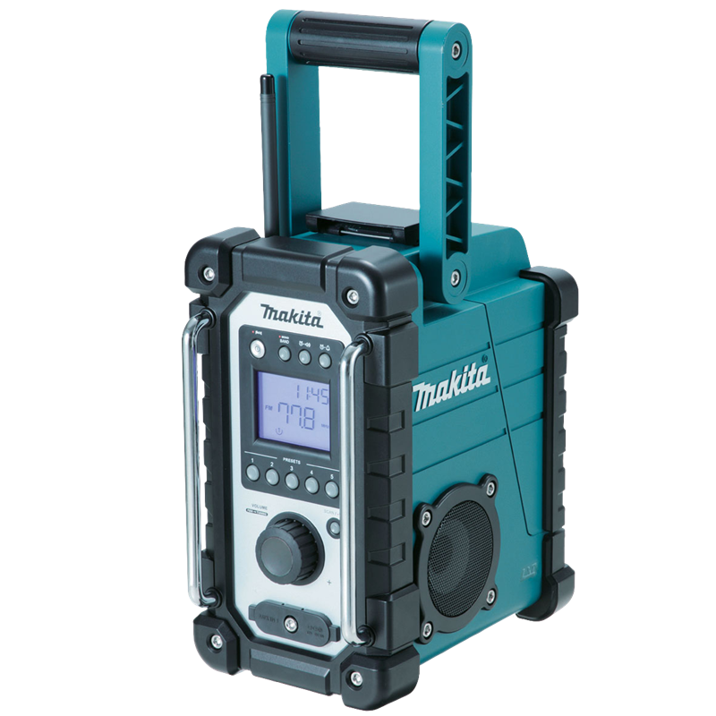 Makita LXT 7.2-18V Cordless Job Site Radio - Skin Only | Tuggl