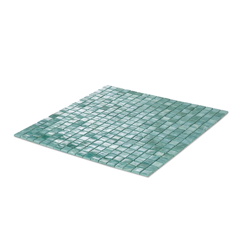 Decor8 298 x 298 x 4mm ocean glass mosaic tiles bunnings for Decor8 tiles