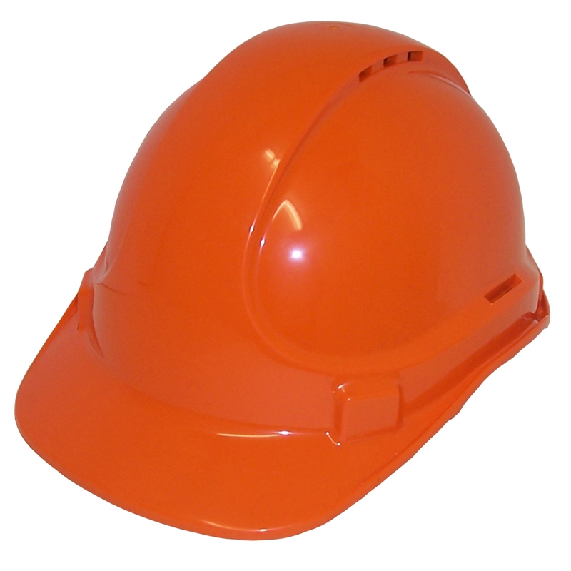 unisafe unilite orange vented safety hard hat ebay With what kind of paint to use on kitchen cabinets for construction hard hat stickers