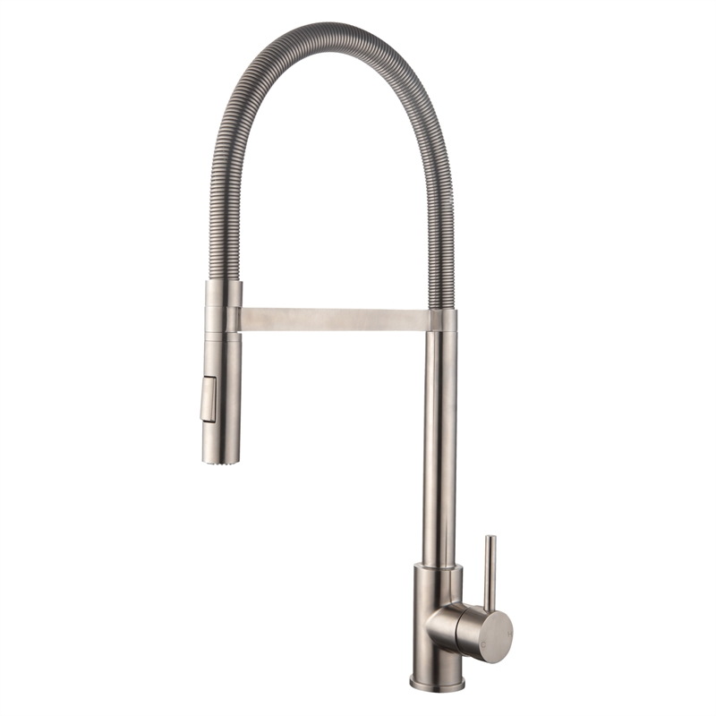 Resonance Stainless Steel Vege Spray Sink Mixer