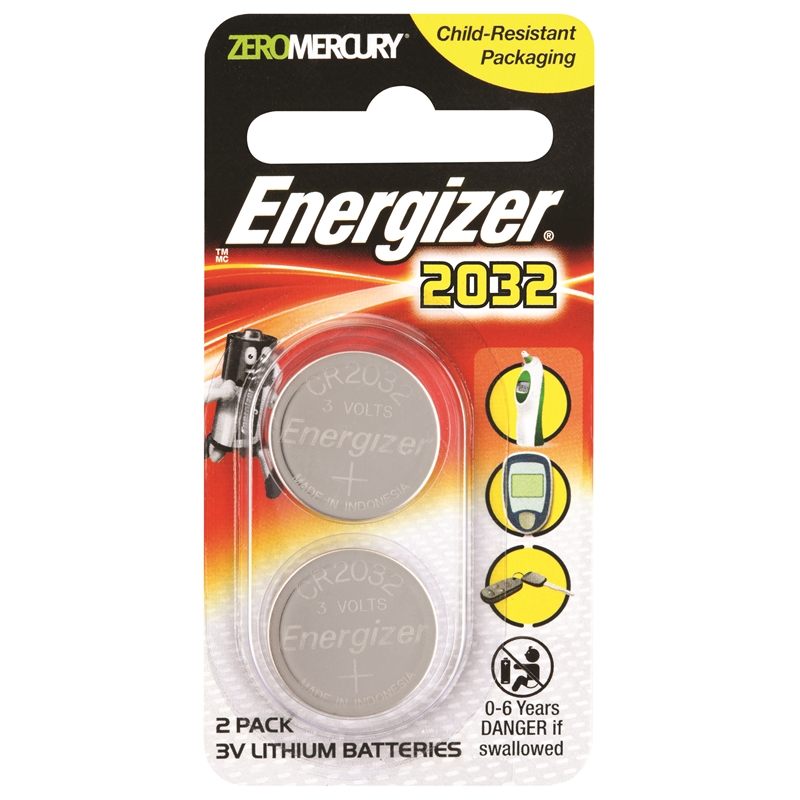 energizer cr2032 lithium battery 2 pack bunnings warehouse. Black Bedroom Furniture Sets. Home Design Ideas