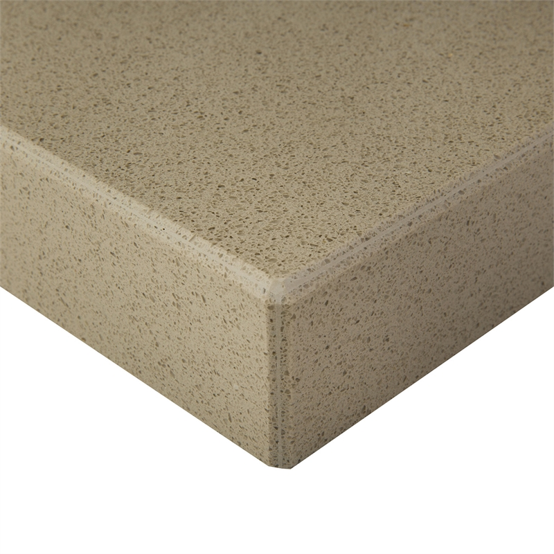 Essential Stone 40mm Chardonnay Square Savvy Benchtop: Essential Stone 40mm Sq Savvy