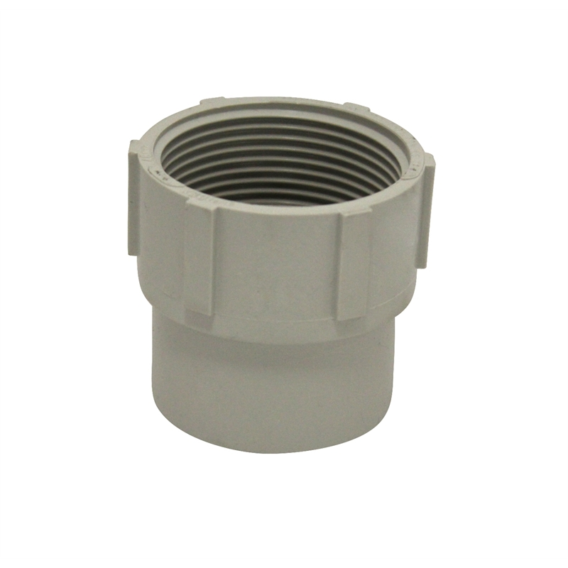 Holman mm female pvc dwv threaded iron adaptor