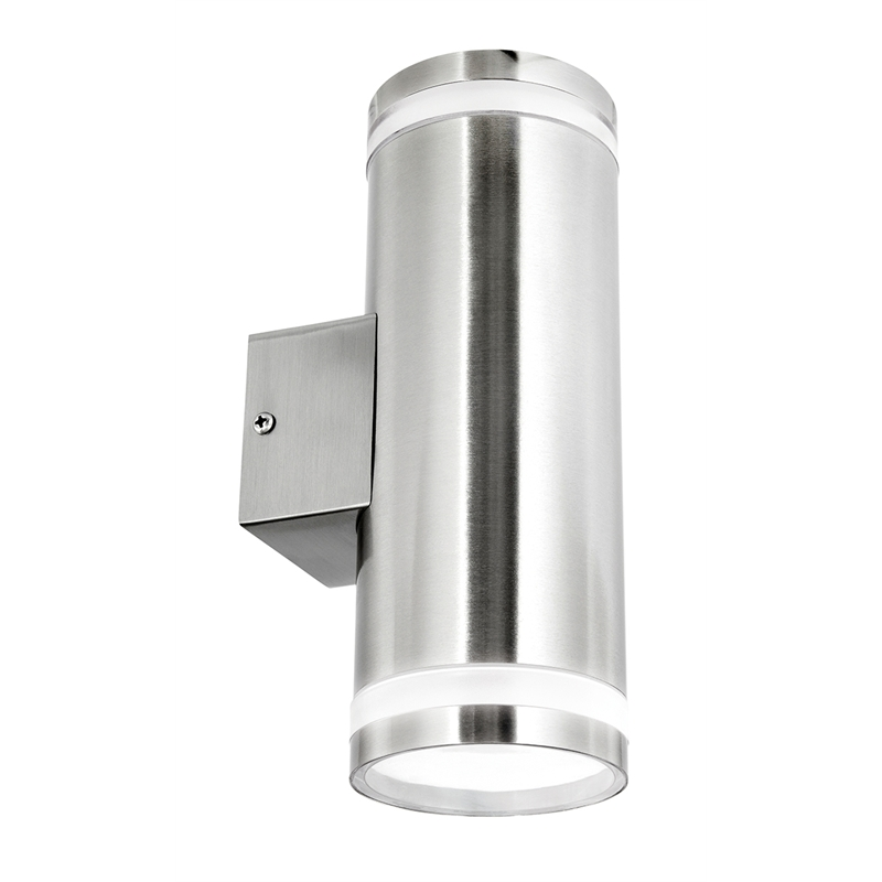 Outdoor wall lights available from bunnings warehouse for Exterior up and down lights led