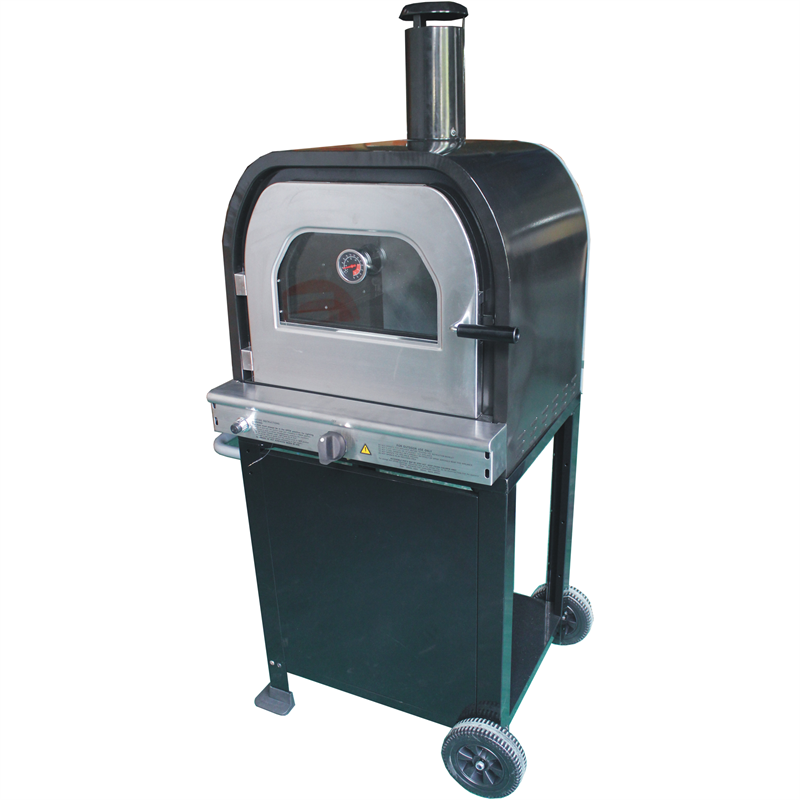 Jumbuck Outdoor Moda Gas Pizza Oven