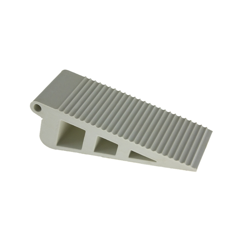 Details About Adoored Medium White Rubber Wedge Door Stop 2 Pack