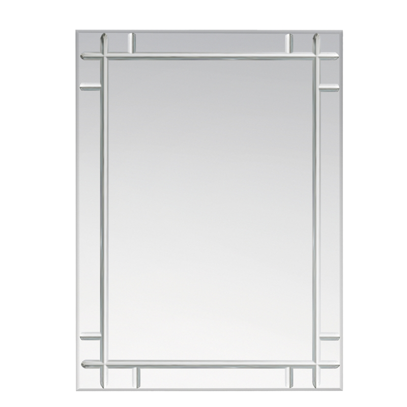 award 900 x 600mm bevelled mirror panel bunnings warehouse