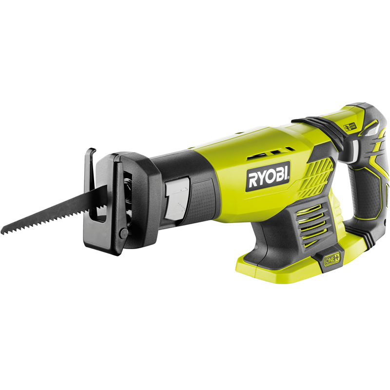 Ryobi One 18v Cordless Reciprocating Saw Skin Only