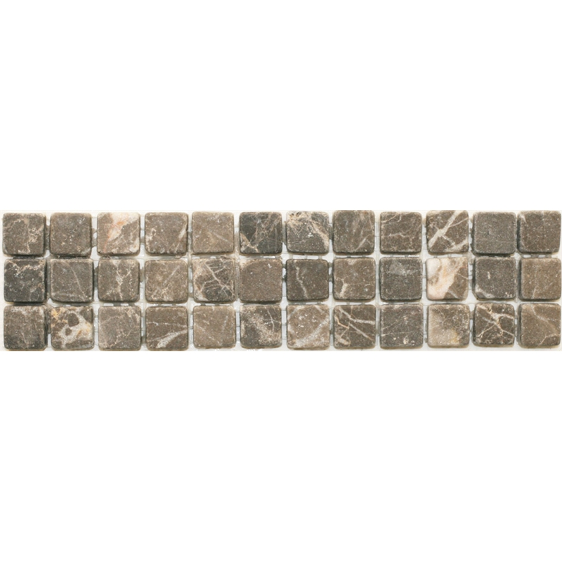Decor8 tiles 200 x 48 x 7mm light marron marble mosaic for Decor8 tiles