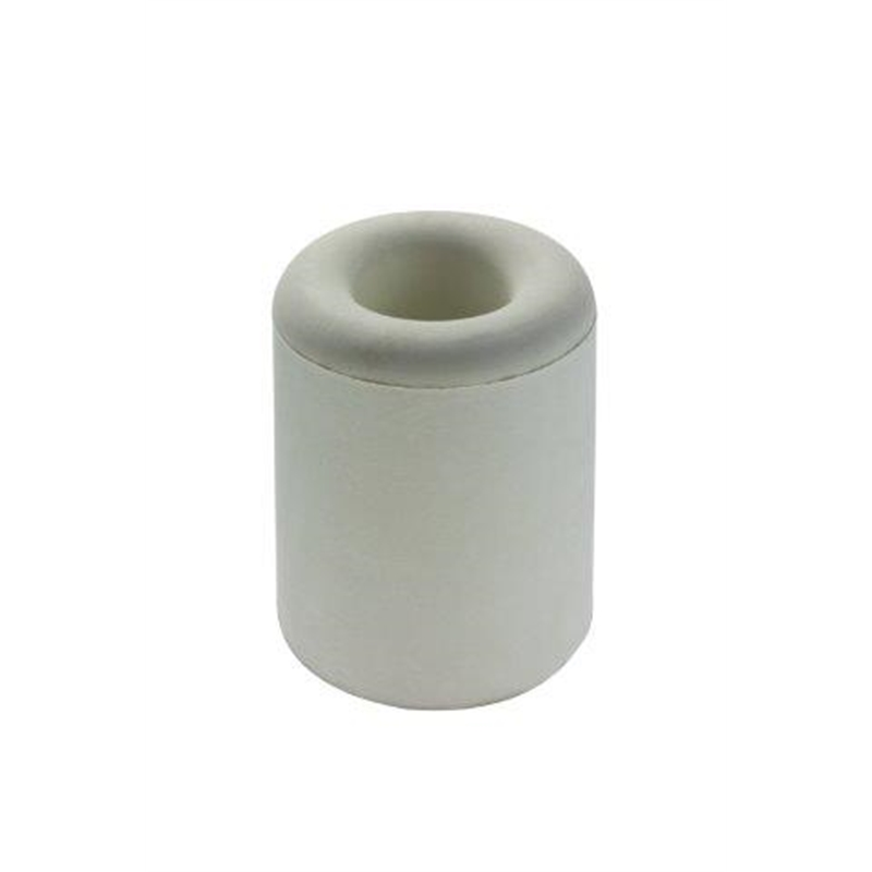 Adoored 50 x 40mm white round rubber door stop bunnings warehouse - Door stoppers rubber ...