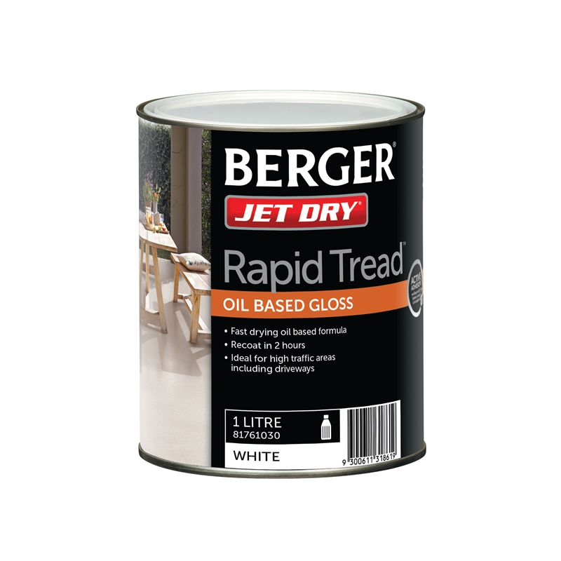 Berger jet dry bunnings warehouse Oil based exterior paint brands