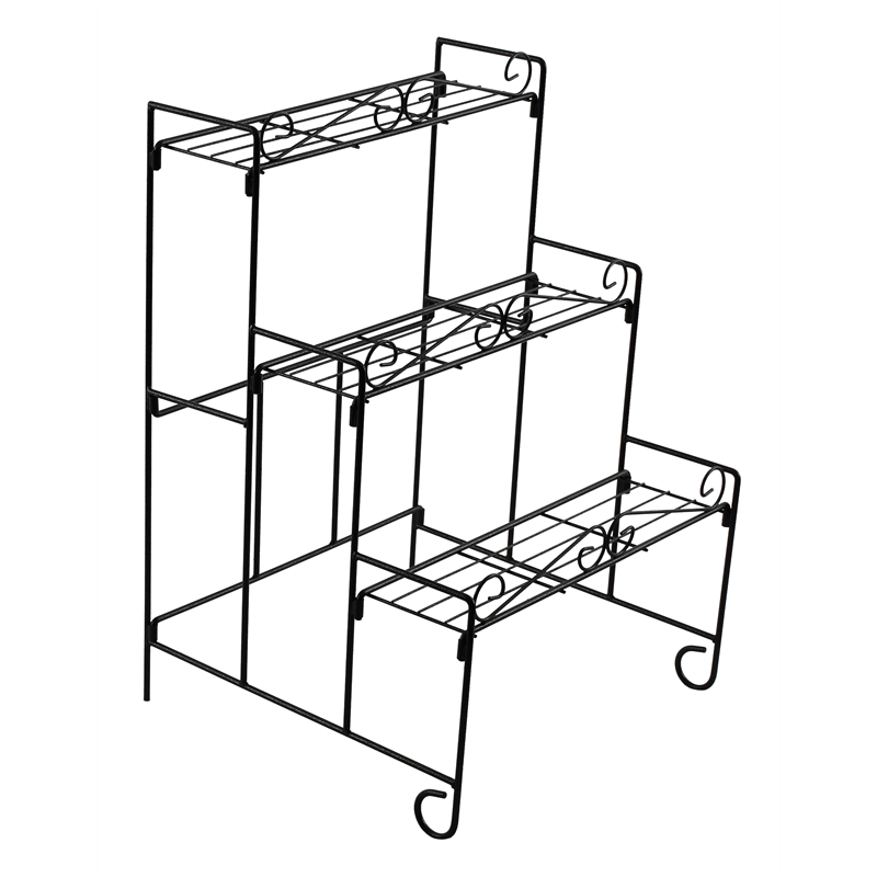 Whites 3 Tier Outdoor Heavy Duty Plant Stand