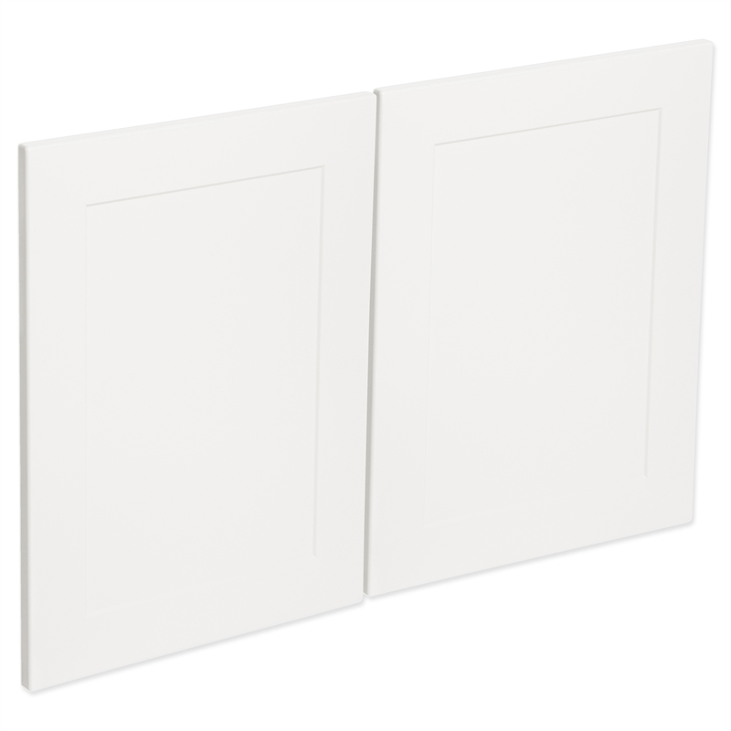 Bunnings kitchen cabinet doors kaboodle 600mm olive dip for Kitchen cabinets 600mm