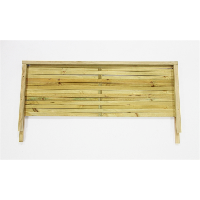 how to build a timber fence bunnings