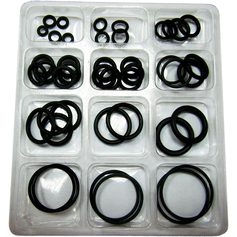 Kinetic Assorted Sizes O Ring Kit - 43 Pack | Bunnings Warehouse