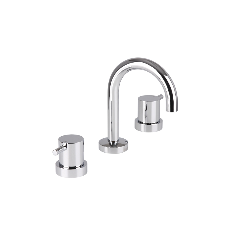 Mondella WELS 3 Star 9L Min Chrome Resonance Pin Lever Basin Set. Bathroom Tapware   Bathroom Taps  Mixers   Spouts At Bunnings