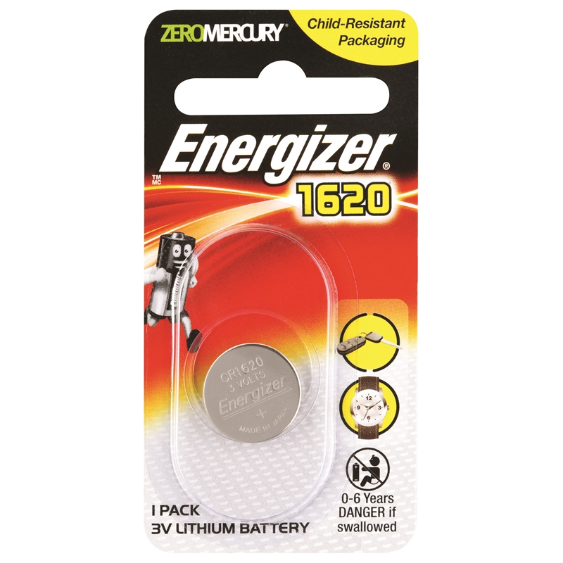 Energizer Cr1620 Lithium Battery Bunnings Warehouse