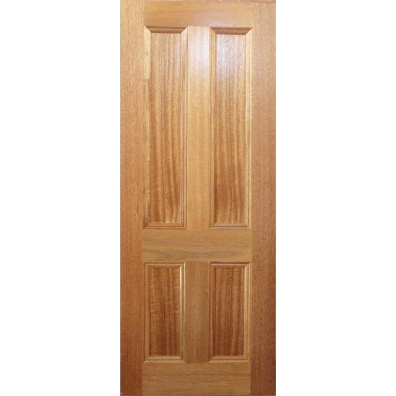 Woodcraft Doors 2040 X 770 X 35mm Maple Victorian Internal Door