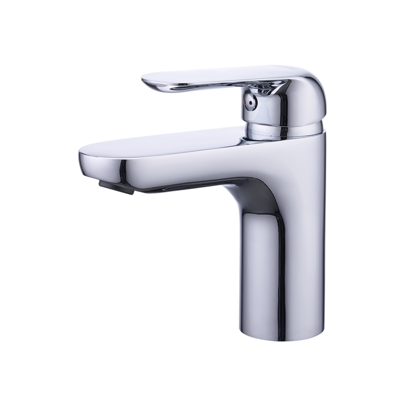 Rumba WELS 5 Star 6L/min Chrome Basin Mixer